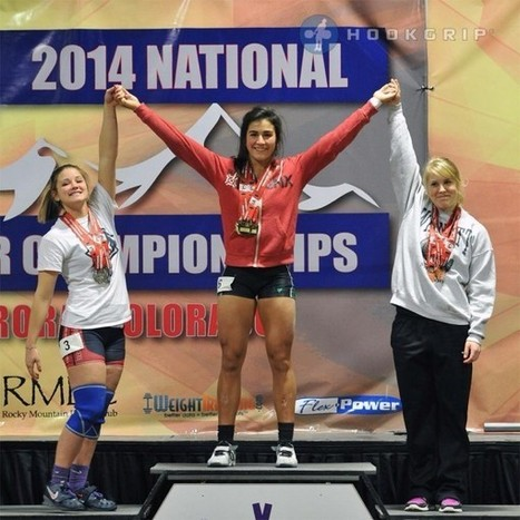 The Lil' Champ…Lauren Fisher Wins Gold | Crossfit | Scoop.it
