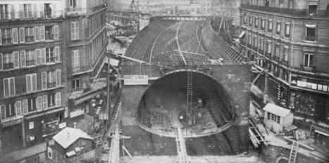 La RATP dévoile ses #archives : photos et vidéos du métro, RER et autres bus historiques | Nos Racines | Scoop.it