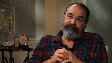 """Princess Bride"" star Patinkin reveals his favorite line in the film 