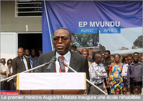 Congo - Education :Le Premier ministre inaugure les nouvelles infrastructures de six écoles de Kinshasa | CONGOPOSITIF | Scoop.it