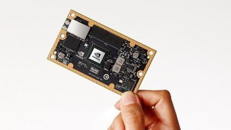 Nvidia-Entwicklerboard Jetson jetzt auch mit 64-Bit-CPU und 1-TFlops-GPU | embedded fun | Scoop.it