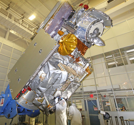 Powerful New Next-Gen US/Japan GPM Satellite to Revolutionize Global Precipitation Observations and Climate Science Research | Multiverse | Scoop.it