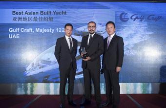 Gulf Craft wins 'Best Asian Built Yacht' award | Yachts & Boats | Scoop.it