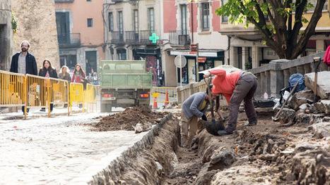 Salen a la luz nuevos restos de la Girona romana | LVDVS CHIRONIS 3.0 | Scoop.it