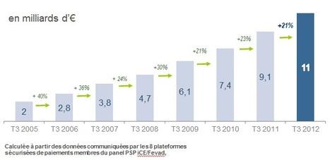 Etude e-commerce : Bilan et préparatifs pour Noël 2012 | Bulles d'Ecommerce | Scoop.it