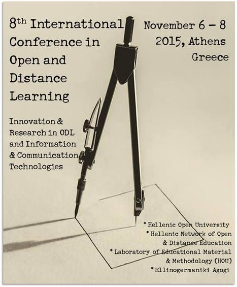 Ελληνικό Δίκτυο της Ανοικτής και εξ Αποστάσεως Εκπαίδευσης | Ιδέες εκπαίδευσης - Educational ideas | Scoop.it
