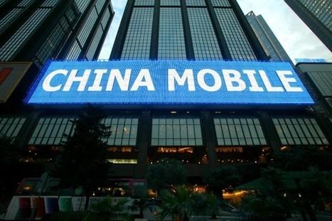 China Mobile va-t-il faire trembler Apple et Samsung ? | Le Mobile | Scoop.it