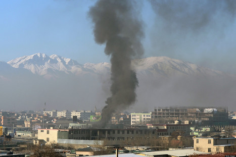 Taliban Launch Assault On Police Complex In Kabul   Terrorism and the Taliban   Scoop.it