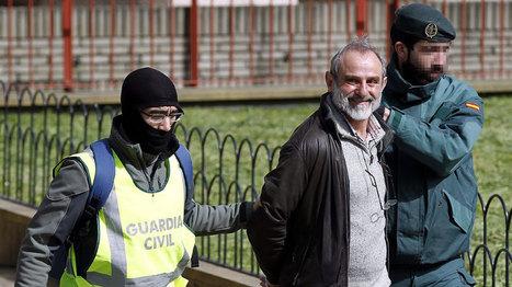 Cuatro detenidos en una operación contra el entramado de apoyo a presos de ETA - RTVE.es | ESPAÑA: seguridad, defensa y amenazas | Scoop.it