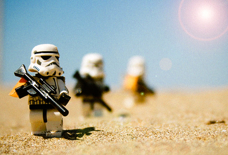 Dans cyberguerre, il y a guerre | Geeks | Scoop.it