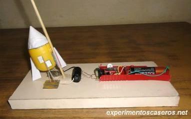 Cohete Casero paso a paso | Experimentos Caseros | cohete | Scoop.it