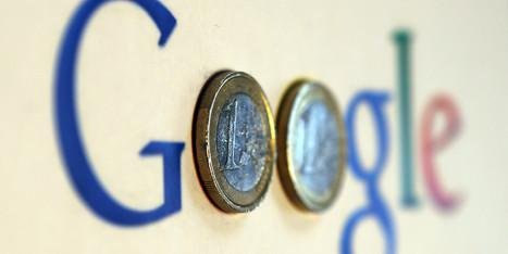 Taxe Google: l'Europe se saisit du dossier, Pellerin à la baguette | Geeks | Scoop.it
