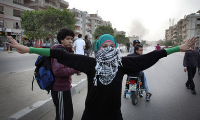 How Egypt's radical rulers crush the lives and hopes of women | Égypte-actualités | Scoop.it