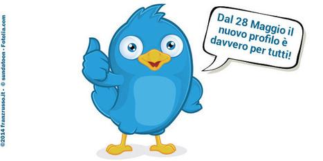 Il nuovo profilo Twitter sarà disponibile per tutti dal 28 Maggio | Socially | Scoop.it
