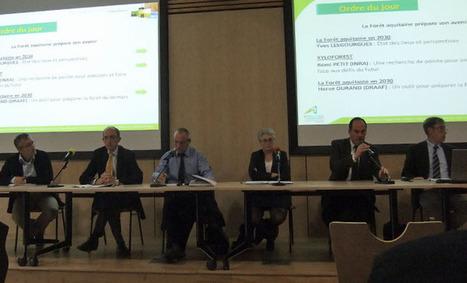 La forêt au cœur de la session de la Chambre régionale d'agriculture | Agriculture en Dordogne | Scoop.it