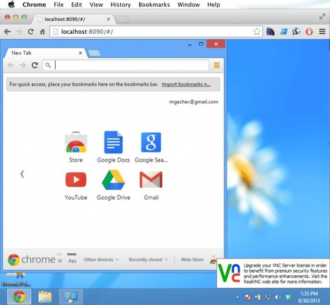 VNC client on 200 lines of JavaScript | Development on Various Platforms | Scoop.it