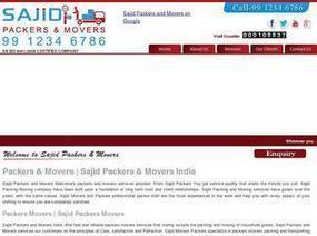 Sajidpackersandmovers.com ::Packers & Movers   Sajid ... - StatsCrop   Sajid Packers and Movers Visakhapatnam   Scoop.it