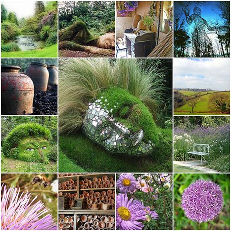 Cajame Creations: The Glory of the Garden   Garden Designer   Scoop.it