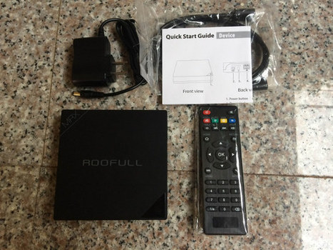 ROOFULL MRX 4K Android TV Box Review | Embedded Systems News | Scoop.it