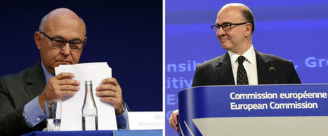 L'Europe demande à la France de faire 4 milliards d'économie en 3 mois | Pierre-André Fontaine | Scoop.it