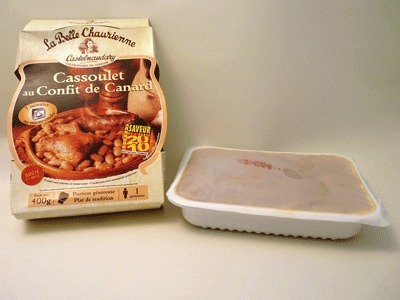 Award Winning Cassoulet Benefits From Oxygen Scavenging Tray - Packaging & Converting Essentials (press release) | Diary of a serial foodie | Scoop.it