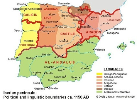 Visigothic vs. Carolingian script. Context (II)   Medieval Manuscripts   Medieval Palaeography   Scoop.it