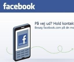 Face book som opslagstavle i 1b   It i unv.   Scoop.it