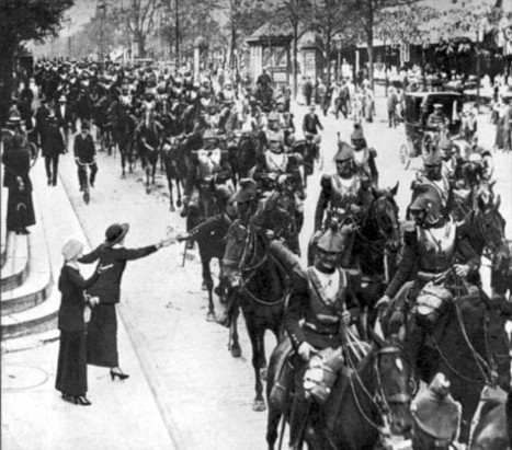 1914 vs. 1776: Charting History's Biggest Turning-Point Years   American History General Resources   Scoop.it