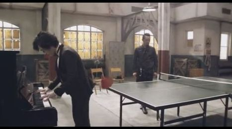 ¿Se puede tocar el piano y jugar al ping pong al mismo tiempo ... - El Intransigente | Más que Música ♫ | Scoop.it
