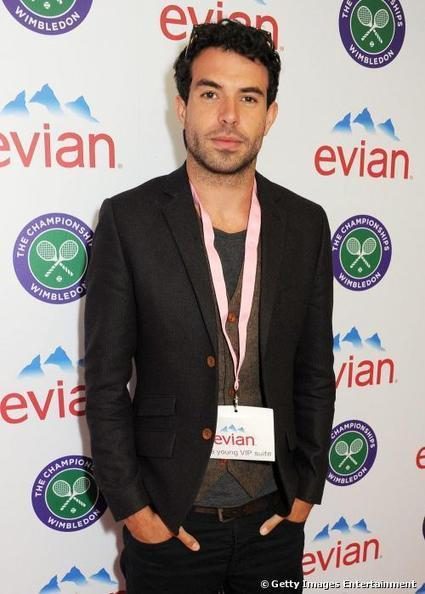 Celebrities at Wimbledon 2013: Welsh actor Tom Cullen - Celebrity Red Carpet | BlingBling | Scoop.it