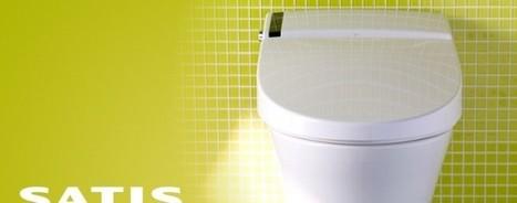 Avec Satis, contrôlez vos toilettes avec un smartphone | JOIN SCOOP.IT AND FOLLOW ME ON SCOOP.IT | Scoop.it