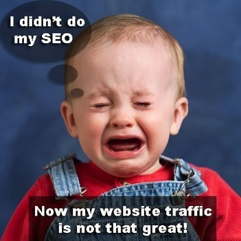 Beginner's check in here: SEO for Websites Checklist: Part 1   Online Marketing for Small Businesses   Scoop.it