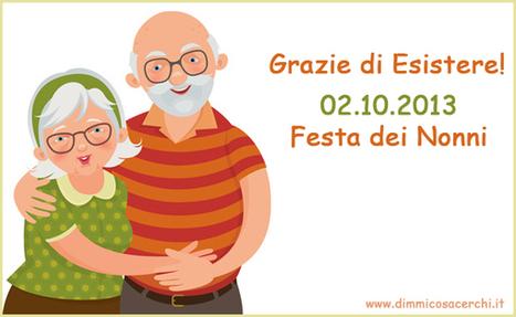 02 Ottobre 2013: festa dei nonni al tempo della crisi | News | Scoop.it