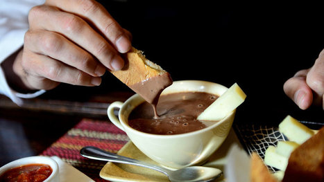 Tweaking Hot Chocolate With Wild Flavors   @FoodMeditations Time   Scoop.it