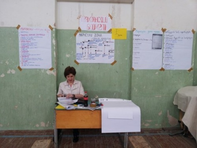 Participatory budgeting gathers momentum in Marneuli - Democracy & Freedom Watch | real utopias | Scoop.it
