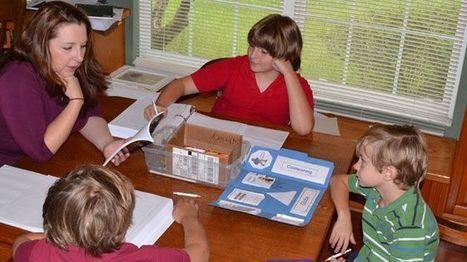 Parents who home-school question Common Core's reach | Common Core Standards | Scoop.it