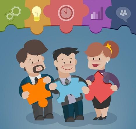 En quoi le social Learning favorise-t-il le développement des compétences et la motivation des apprenants ? 1/3 - Introduction au Social Learning - Transformons.fr | Pour une pratique réflexive en enseignement collégial | Scoop.it