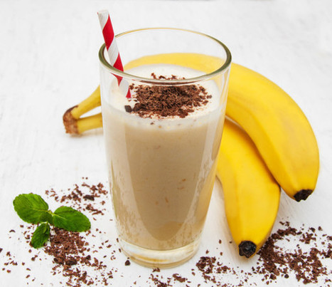 How to Make a Banana Smoothie ? | Easy Low Diet | Scoop.it