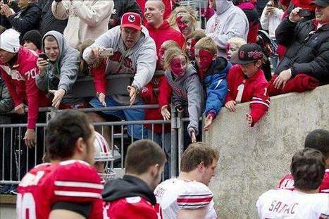 Ohio State leads FBS in spring game attendance, Alabama No. 2 | Ohio State football | Scoop.it