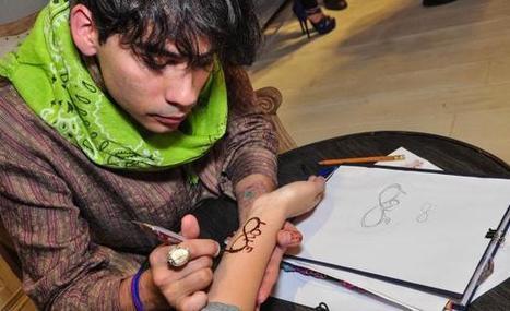Los tatuajes de henna dañan la piel | Noticias Uruguay y el Mundo ... | Piel | Scoop.it