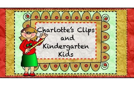 Charlotte's Clips and Kindergarten Kids: Free Lessons and Clip Art for Chameleons | Blogs I adore :) | Scoop.it