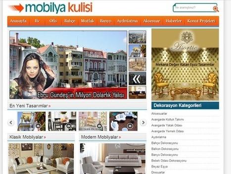 Ev Dekorasyonu Hakkında Güncel Bilgiler mobilyakulisi.com'da   Siteler Mobilya Merkezi   Scoop.it