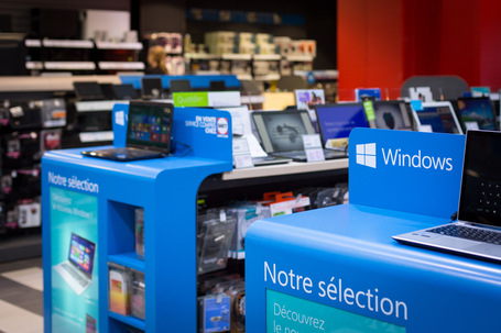 Merchandising : 230 magasins Darty aux couleurs de Windows 8 | Retail Design Review | Scoop.it