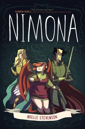 Nimona by Noelle Stevenson | Fun Fiction Fridays | Scoop.it