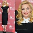 Festival Venezia 2011: Madonna, look da sexy istitutrice - WhyModa | Sesso | Scoop.it