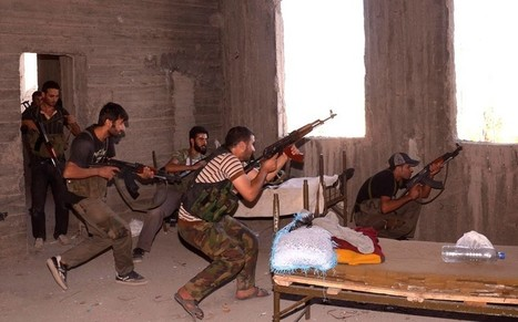 Syria marks two year anniversary with no end in sight  - Telegraph | worldnews-today | Scoop.it