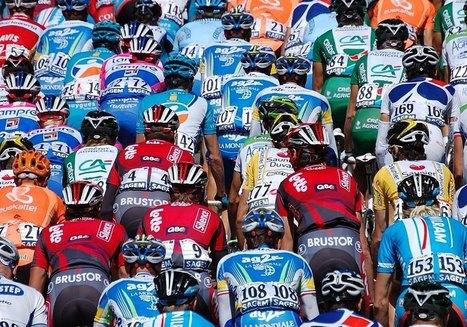 3 raisons marketing pour être sponsors du Tour de France | Be Marketing 3.0 | Scoop.it