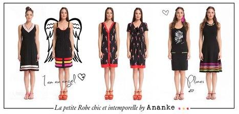 La tendance de la semaine - La petite robe noire by Ananke | Conseils et astuces mode femme ronde | Scoop.it