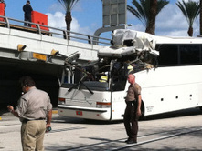At Least Two Dead, Three Critically Injured In MIA Tour Bus Crash | The Billy Pulpit | Scoop.it