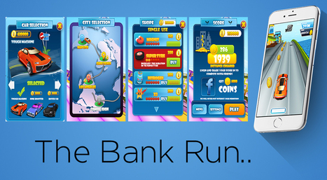 Bank Run: The Adventurous Game That Takes Your Excitement to A New Level   Gaming   Scoop.it